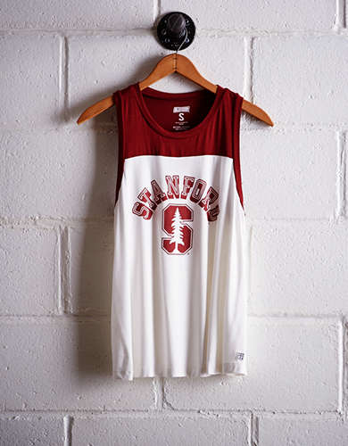 Tailgate Women's Stanford Colorblock Tank -