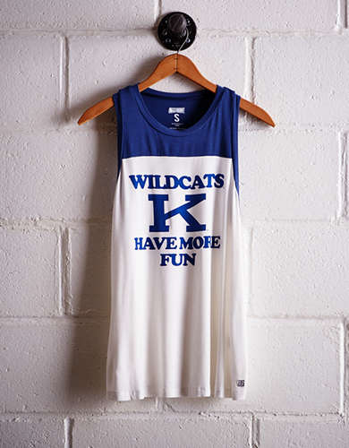 Tailgate Women's Kentucky Colorblock Tank -