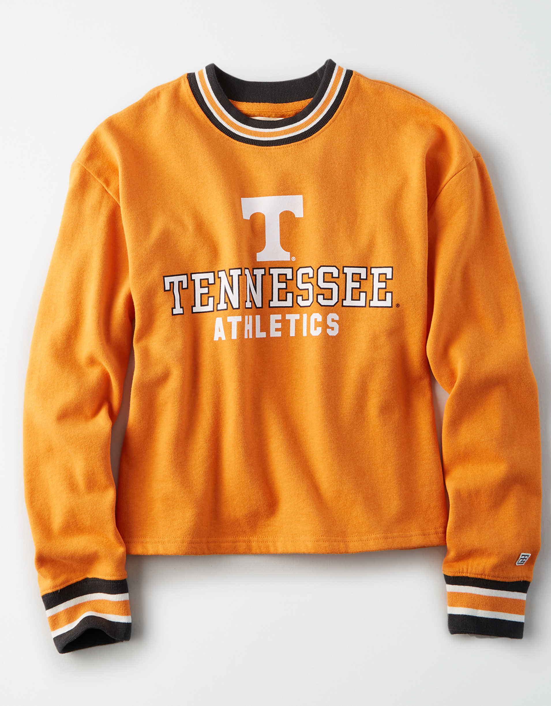 Tailgate Women's Tennessee Volunteers Tipped Fleece Sweatshirt