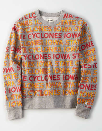 Tailgate Women's Iowa State Crew Neck Sweatshirt