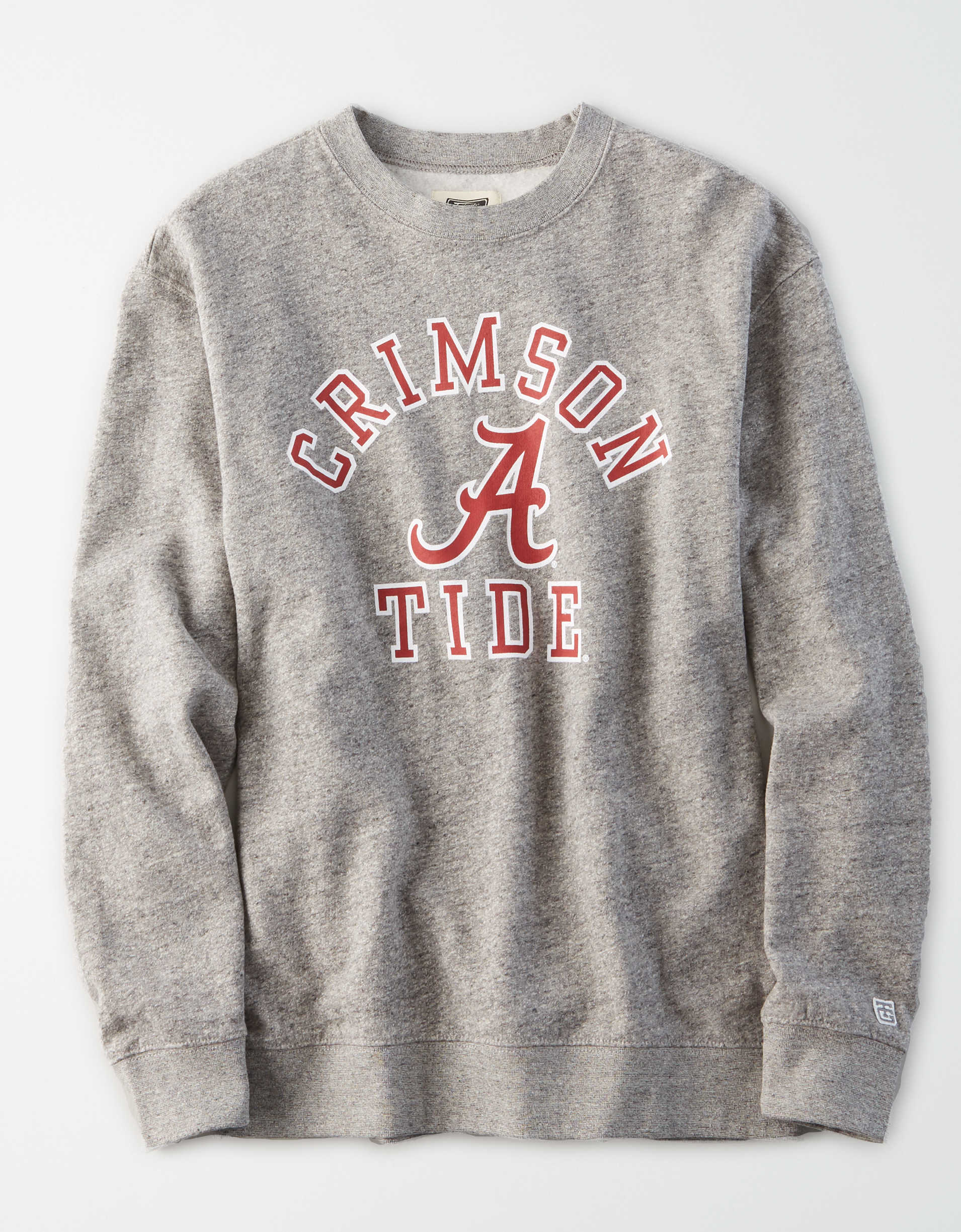 Tailgate Women's Alabama Crimson Tide Oversized Fleece Sweatshirt