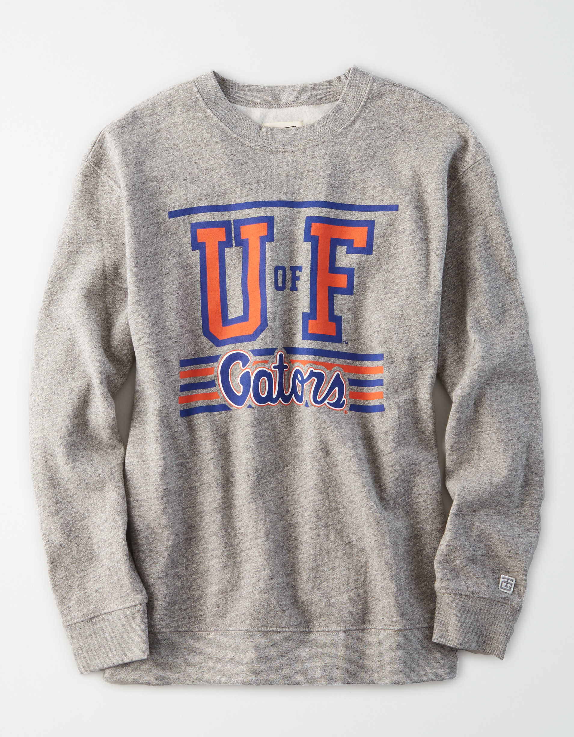 Tailgate Women's Florida Gators Oversized Fleece Sweatshirt