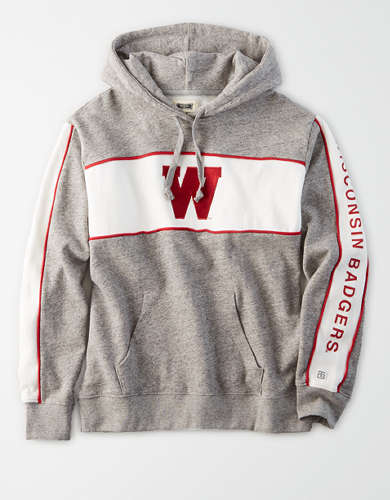 Tailgate Women's Wisconsin Badgers Fleece Hoodie