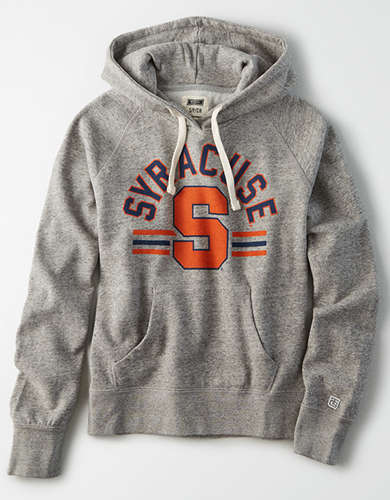 Tailgate Women's Syracuse Orange Fleece Hoodie