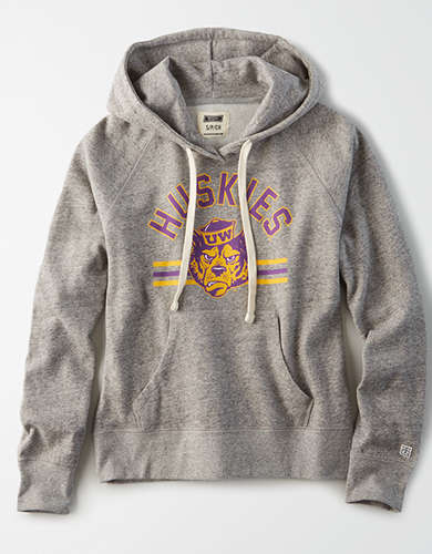 Tailgate Women's Washington Huskies Fleece Hoodie