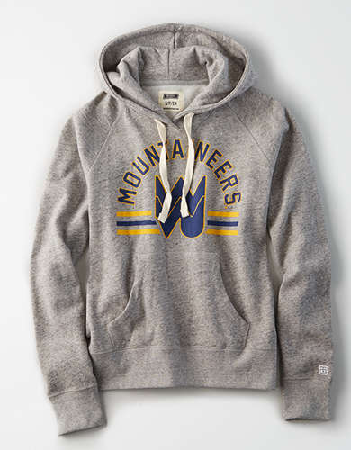 Tailgate Women's WVU Mountaineers Fleece Hoodie