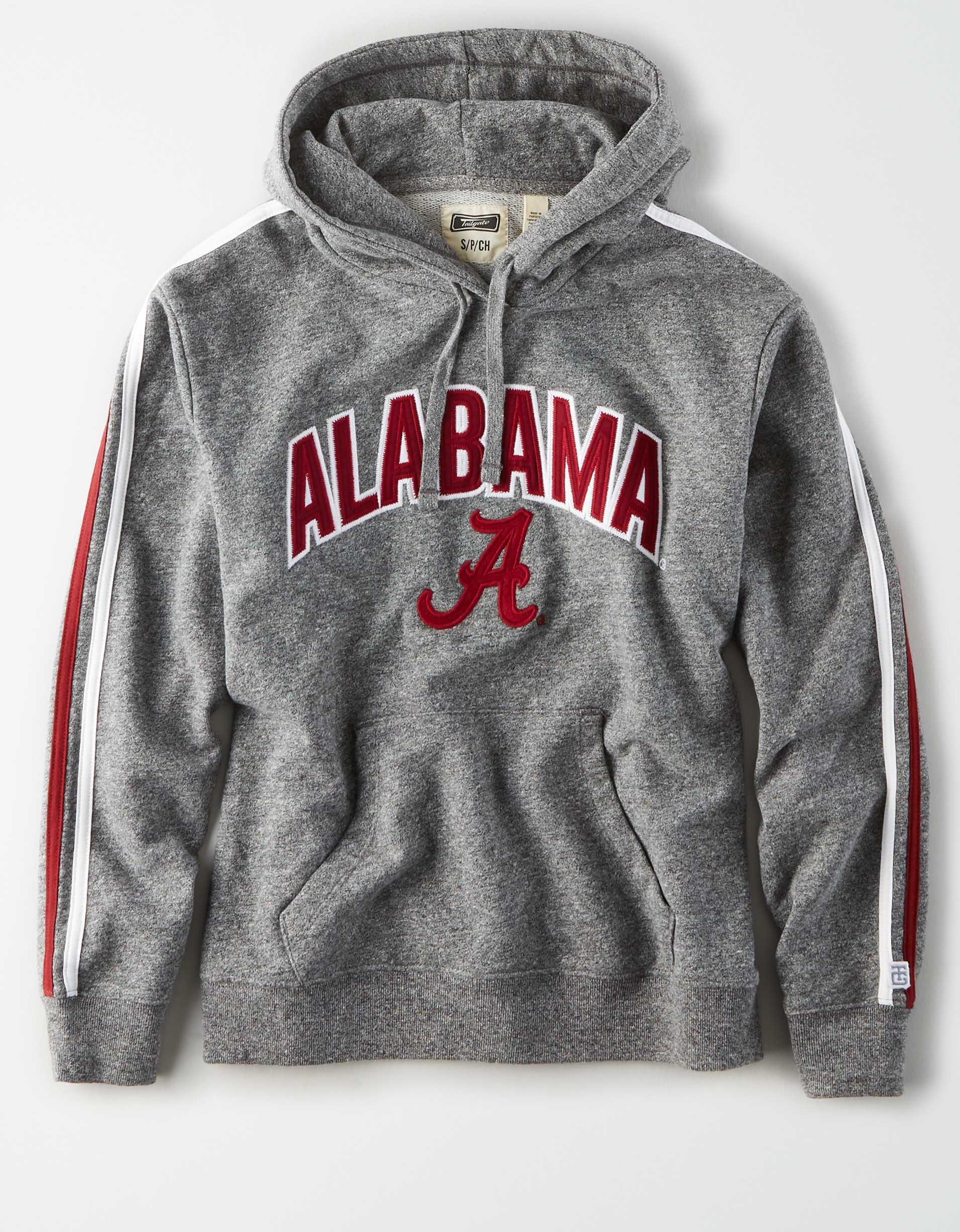 Tailgate Women's Alabama Crimson Tide Fleece Hoodie