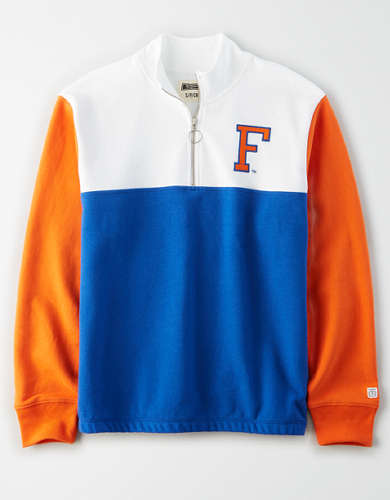 Tailgate Women's Florida Gators Quarter-Zip Sweatshirt