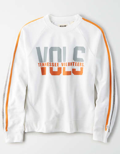 Tailgate Women's Tennessee Volunteers Raglan Sweatshirt