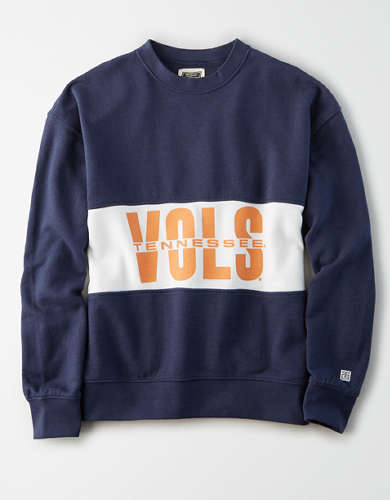 Tailgate Women's Tennessee Volunteers Colorblock Sweatshirt
