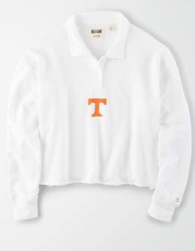 Tailgate Women's Tennessee Volunteers Cropped Rugby