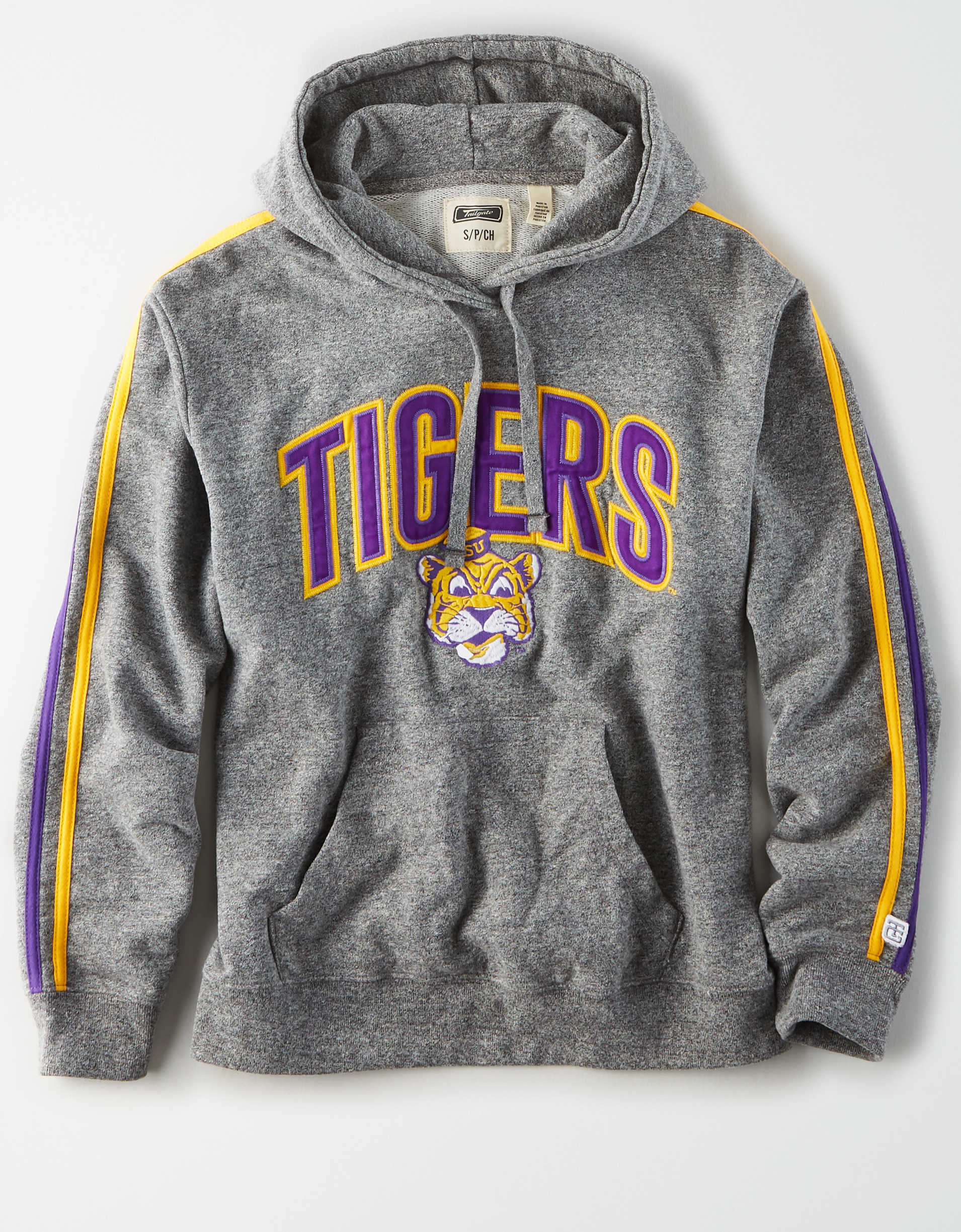 Tailgate Women's LSU Tigers Fleece Hoodie