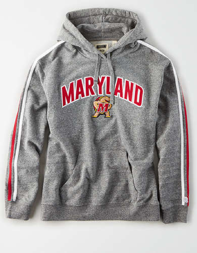 Tailgate Women's Maryland Terrapins Fleece Hoodie