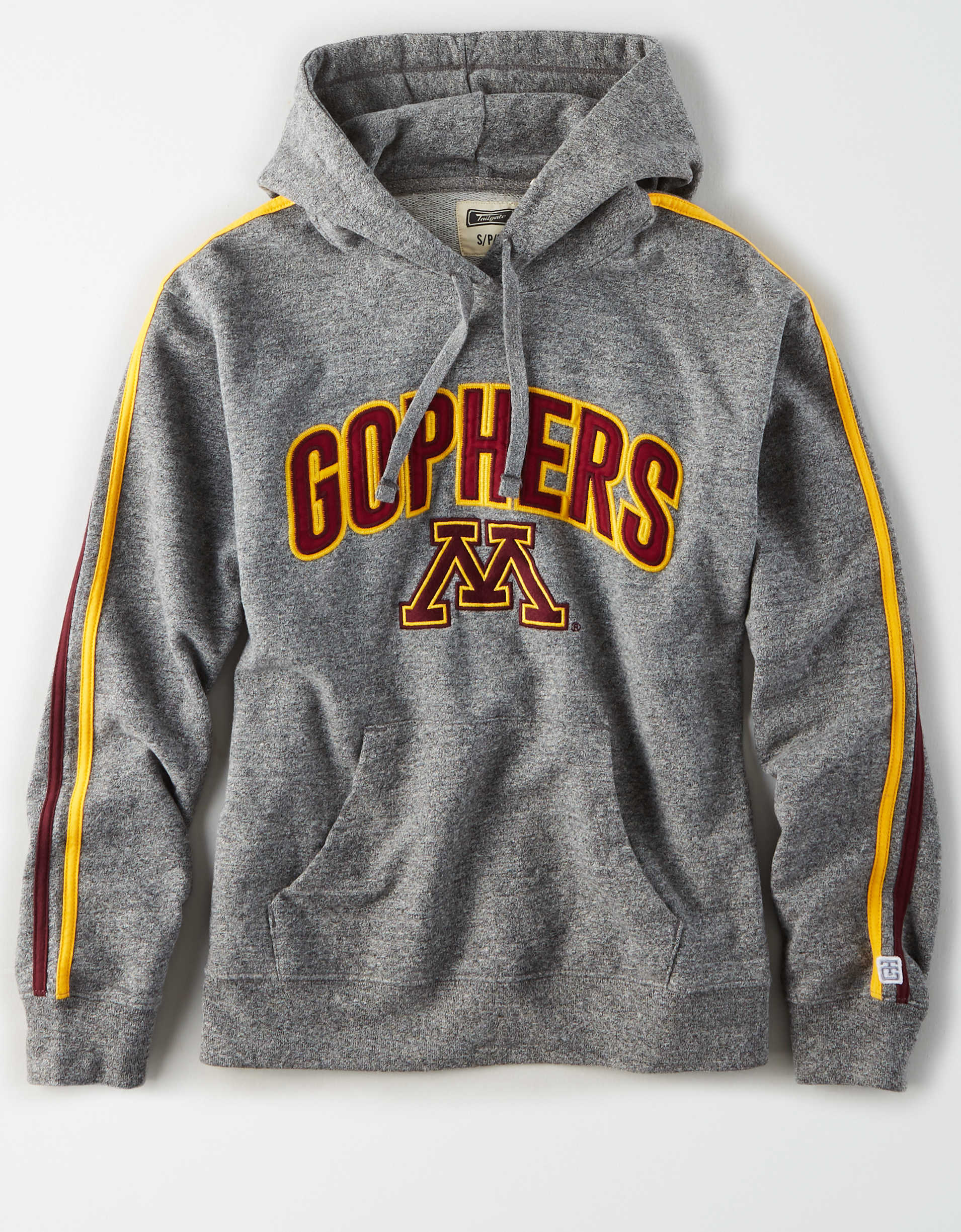 Tailgate Women's Minnesota Golden Gophers Fleece Hoodie