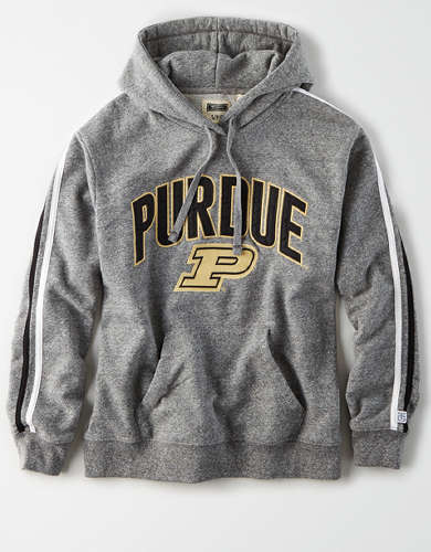 Tailgate Women's Purdue Boilermakers Fleece Hoodie