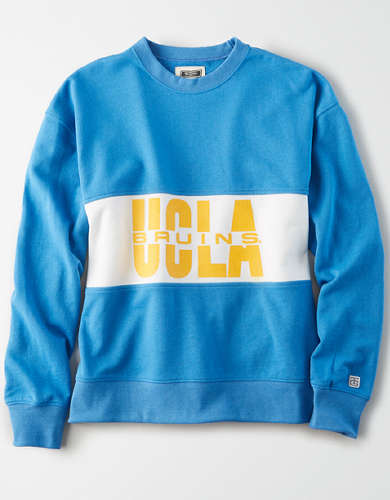 Tailgate Women's UCLA Bruins Colorblock Sweatshirt