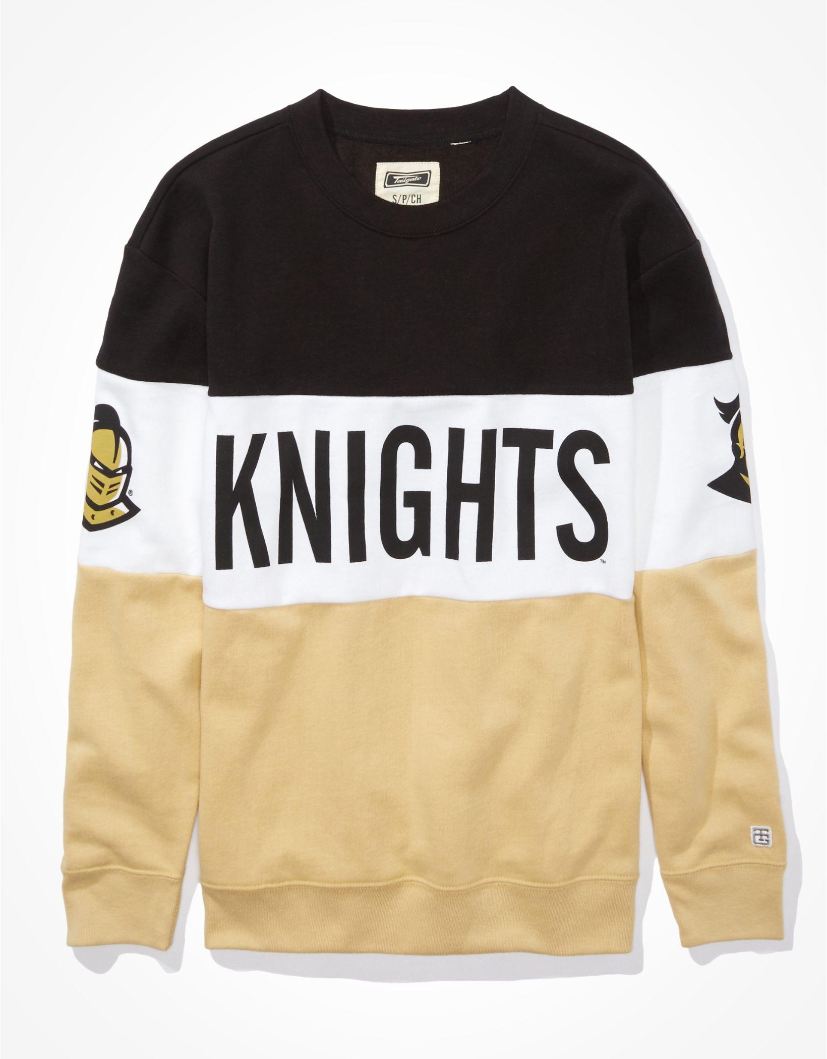 Tailgate Women's UCF Knights Colorblock Sweatshirt