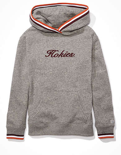 Tailgate Women's Virginia Tech Hokies Tipped Hoodie