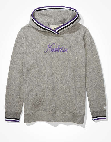 Tailgate Women's Washington Huskies Tipped Hoodie