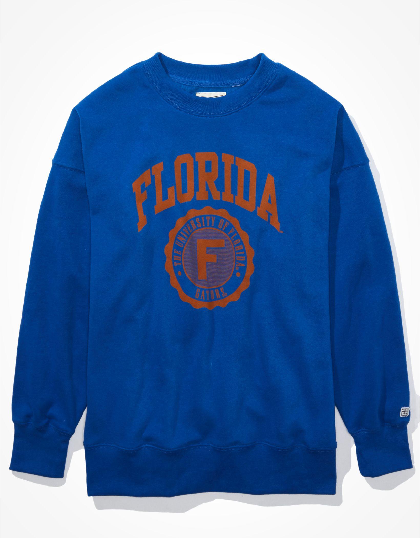 Tailgate Women's Florida Gators Oversized Sweatshirt