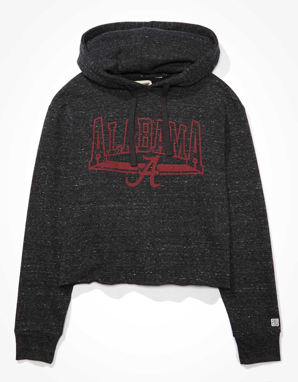 Tailgate Women's Alabama Crimson Tide Cropped Hoodie