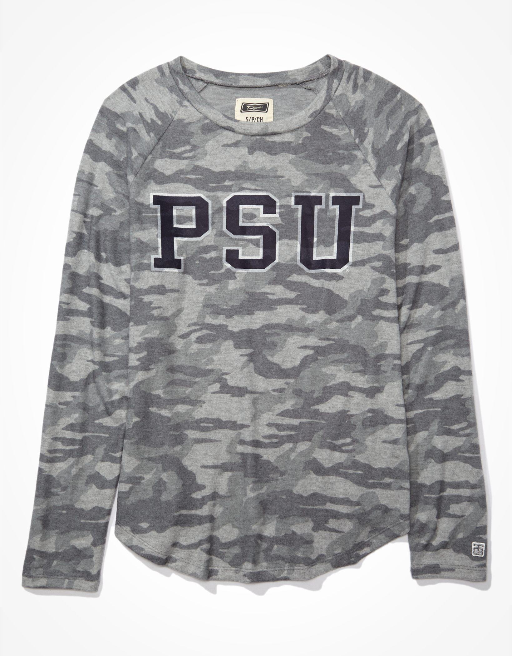 Tailgate Women's Penn State Plush Shirt