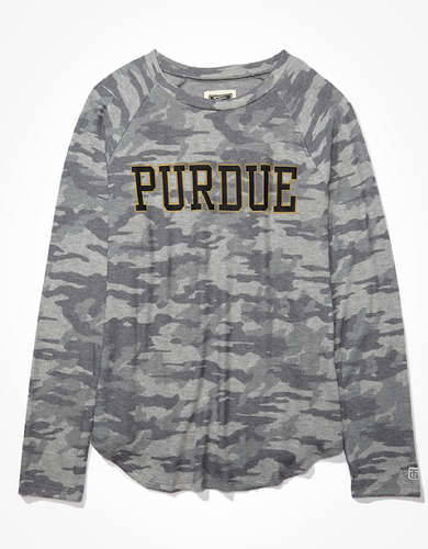 Tailgate Women's Purdue Boilermakers Plush Shirt