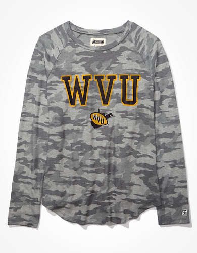 Tailgate Women's WVU Mountaineers Plush Shirt