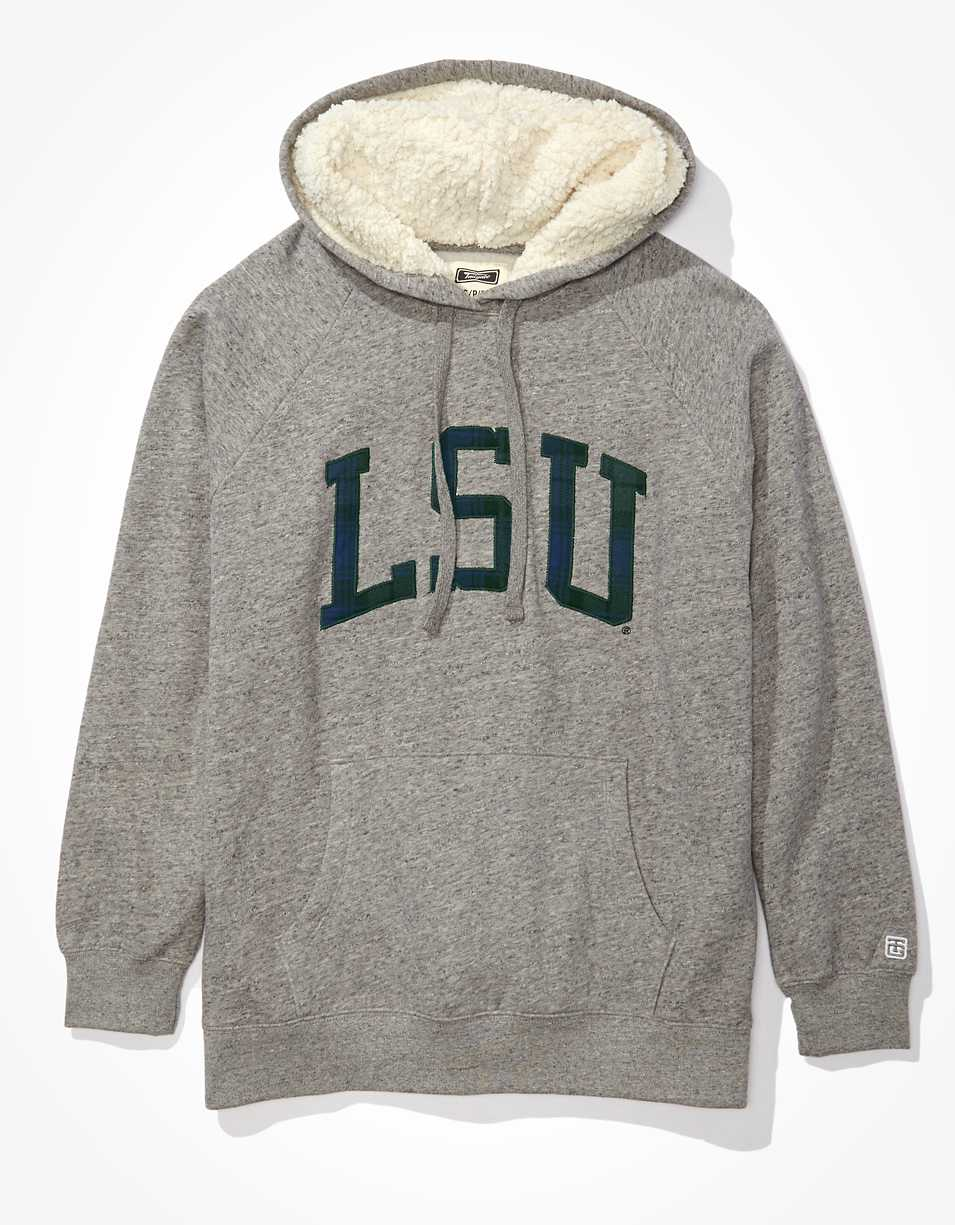 Tailgate Women's LSU Tigers Sherpa Lined Hoodie