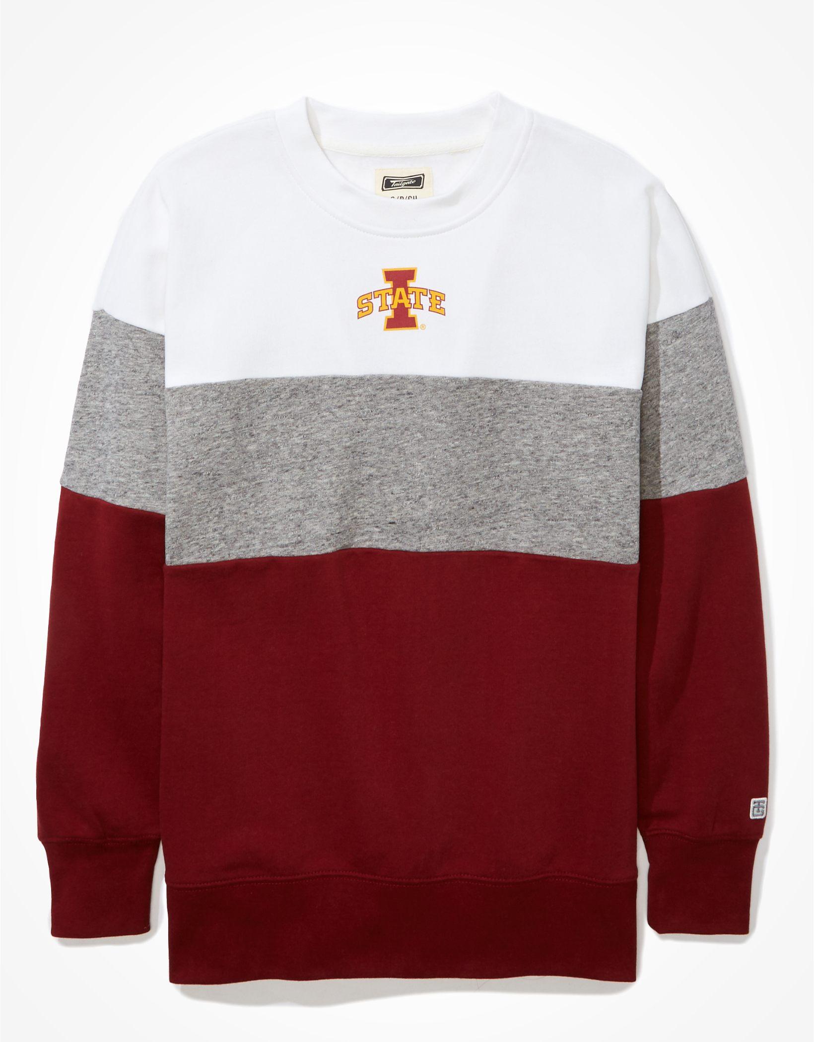 Tailgate Women's ISU Colorblock Sweatshirt