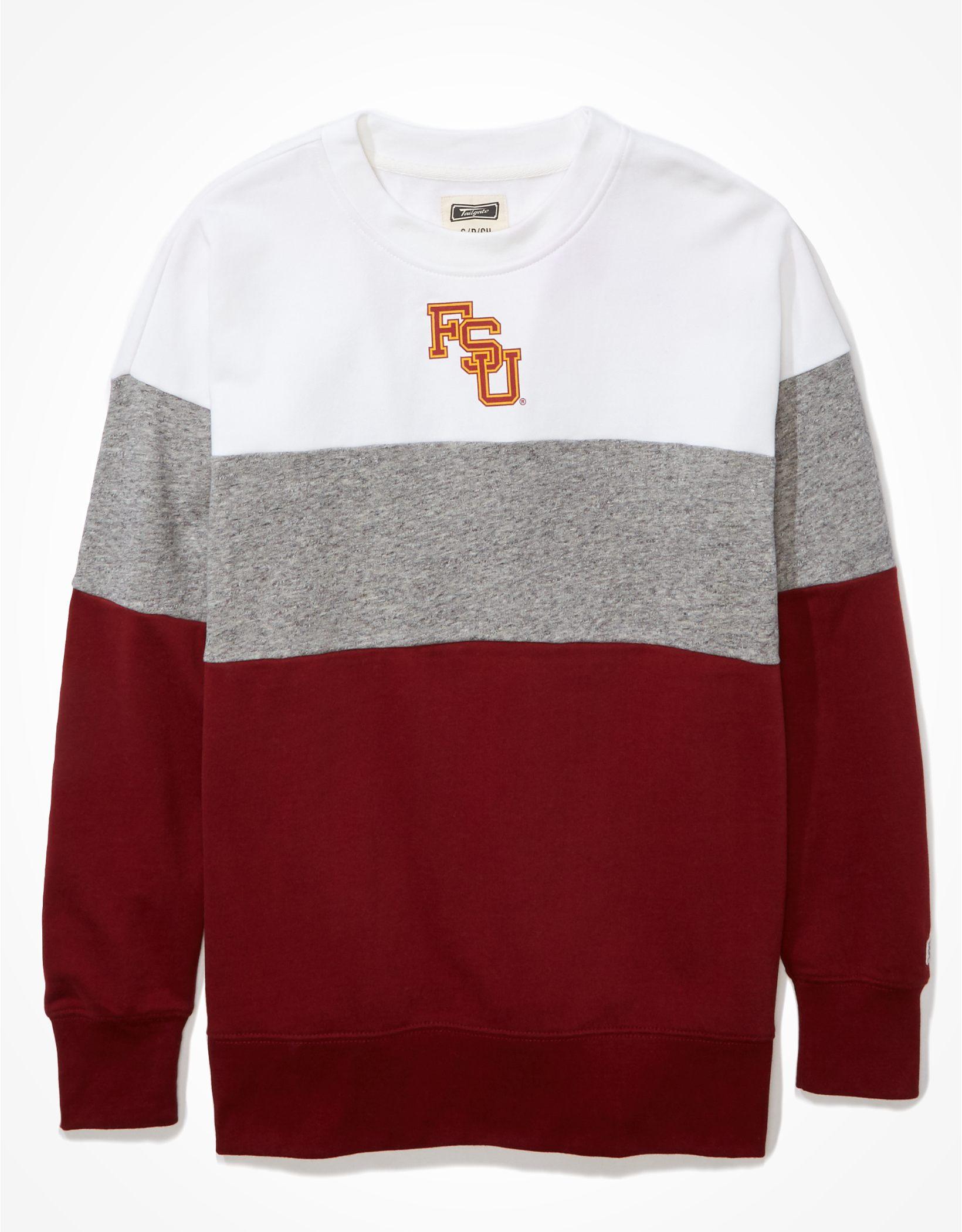 Tailgate Women's FSU Colorblock Sweatshirt