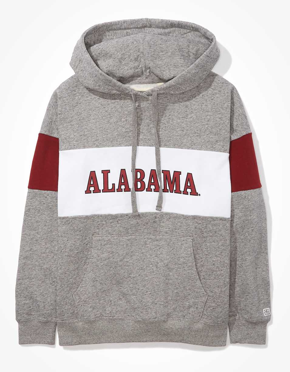 Tailgate Women's Alabama Crimson Tide Colorblock Hoodie