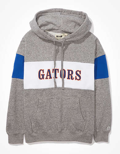 Tailgate Women's Florida Gators Colorblock Hoodie