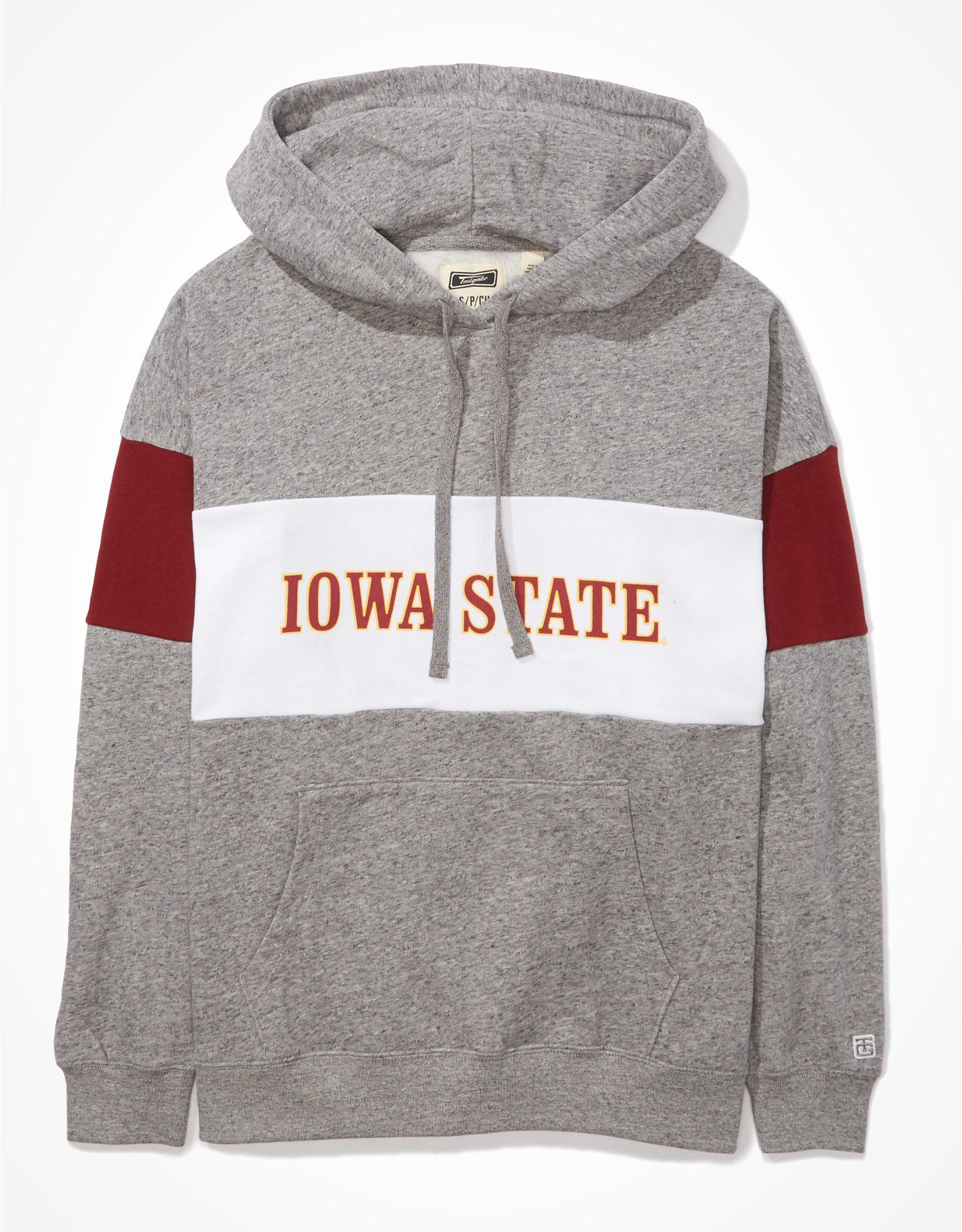 Tailgate Women's ISU Colorblock Hoodie