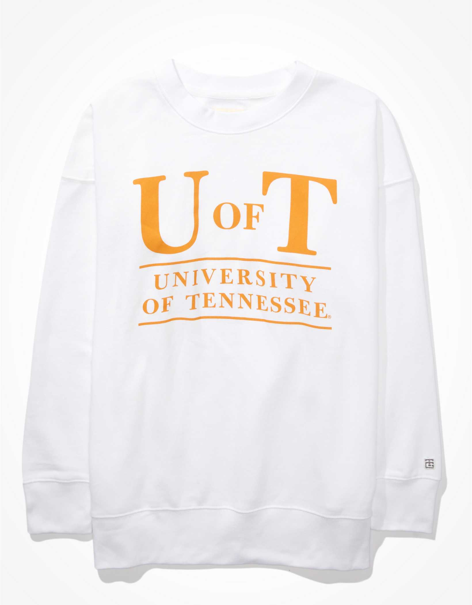 Tailgate Women's University of Tennessee Oversized Sweatshirt