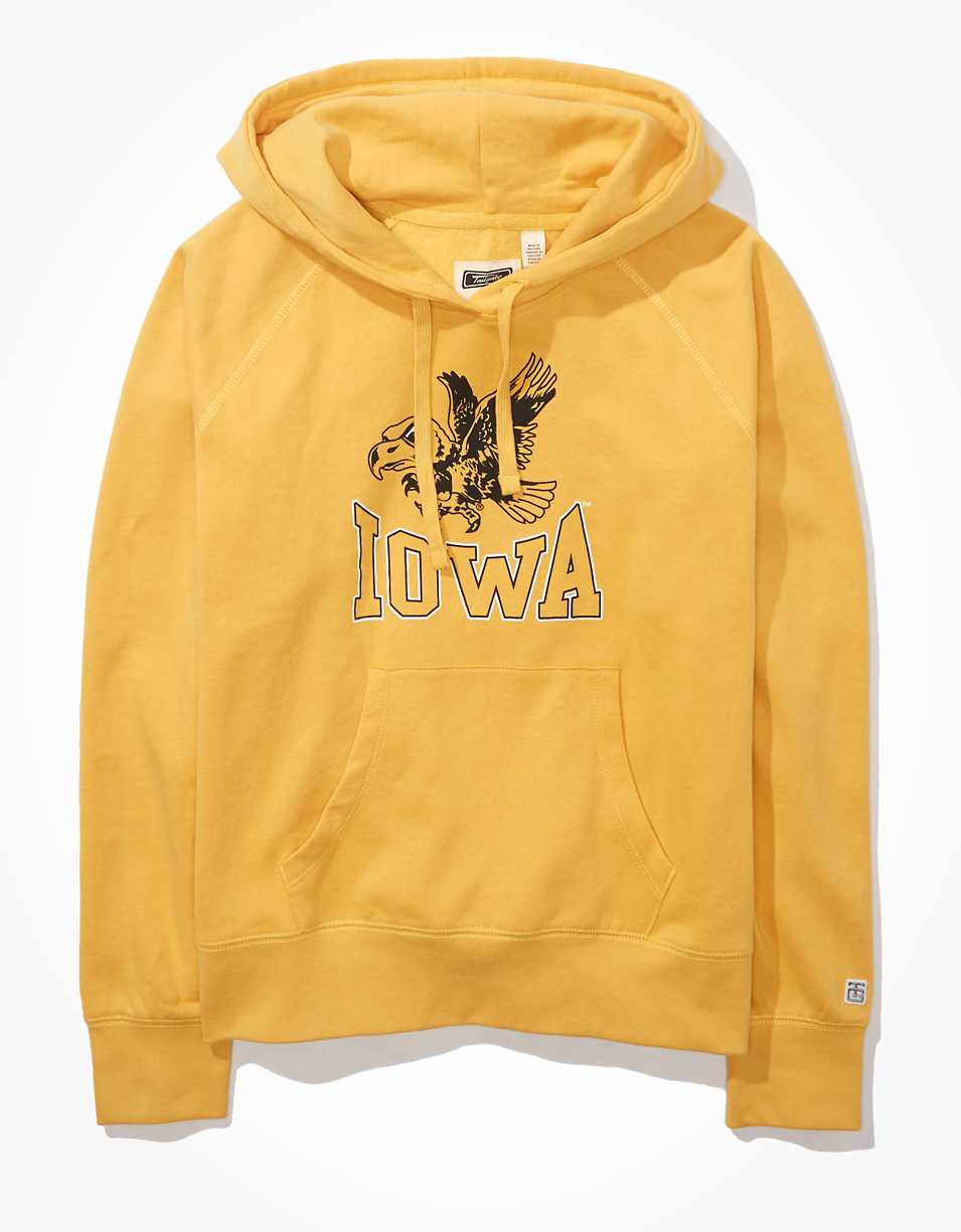 Tailgate Women's Iowa Hawkeyes Graphic Hoodie
