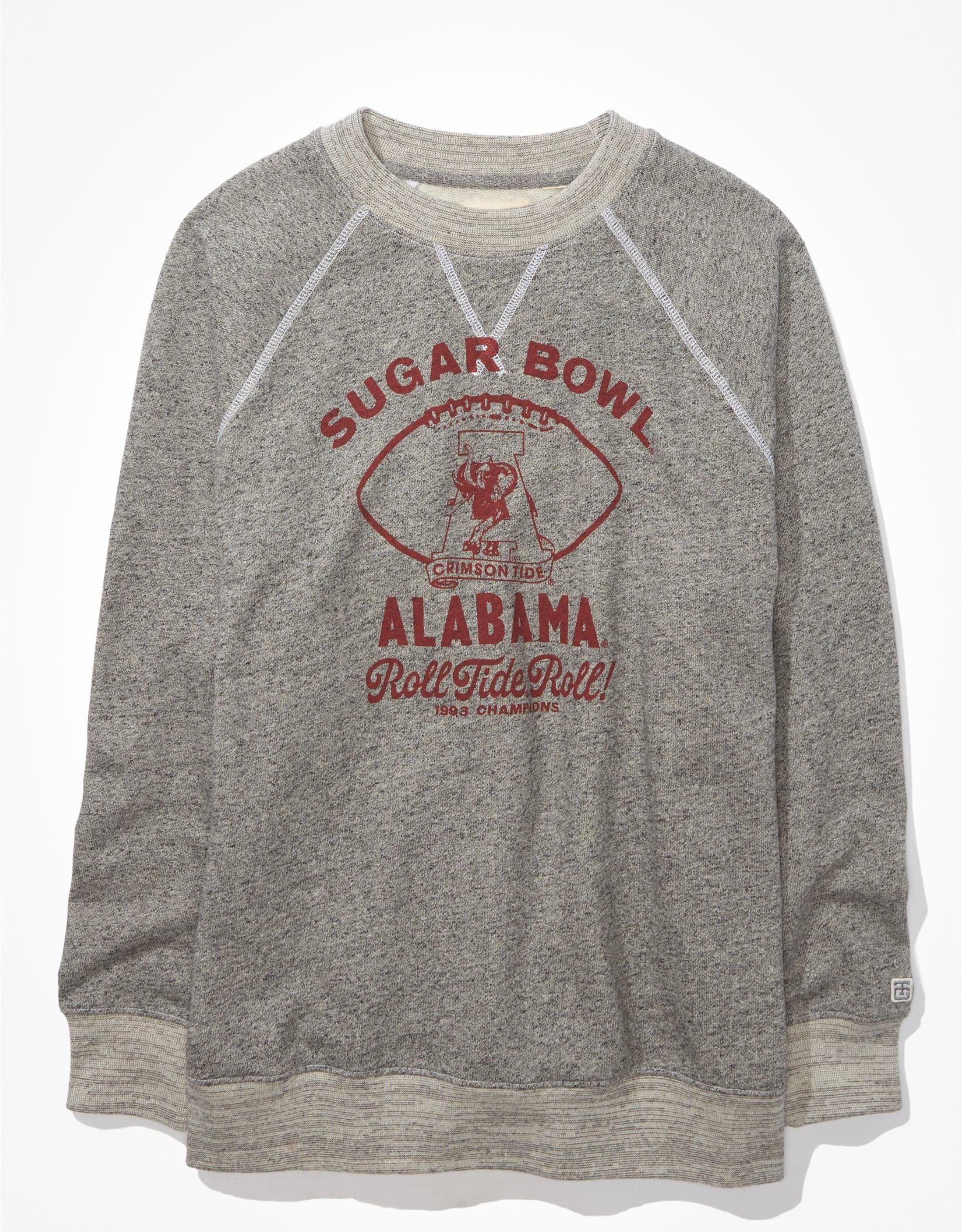 Tailgate Women's Alabama Crimson Tide Oversized Fleece Sweatshirt
