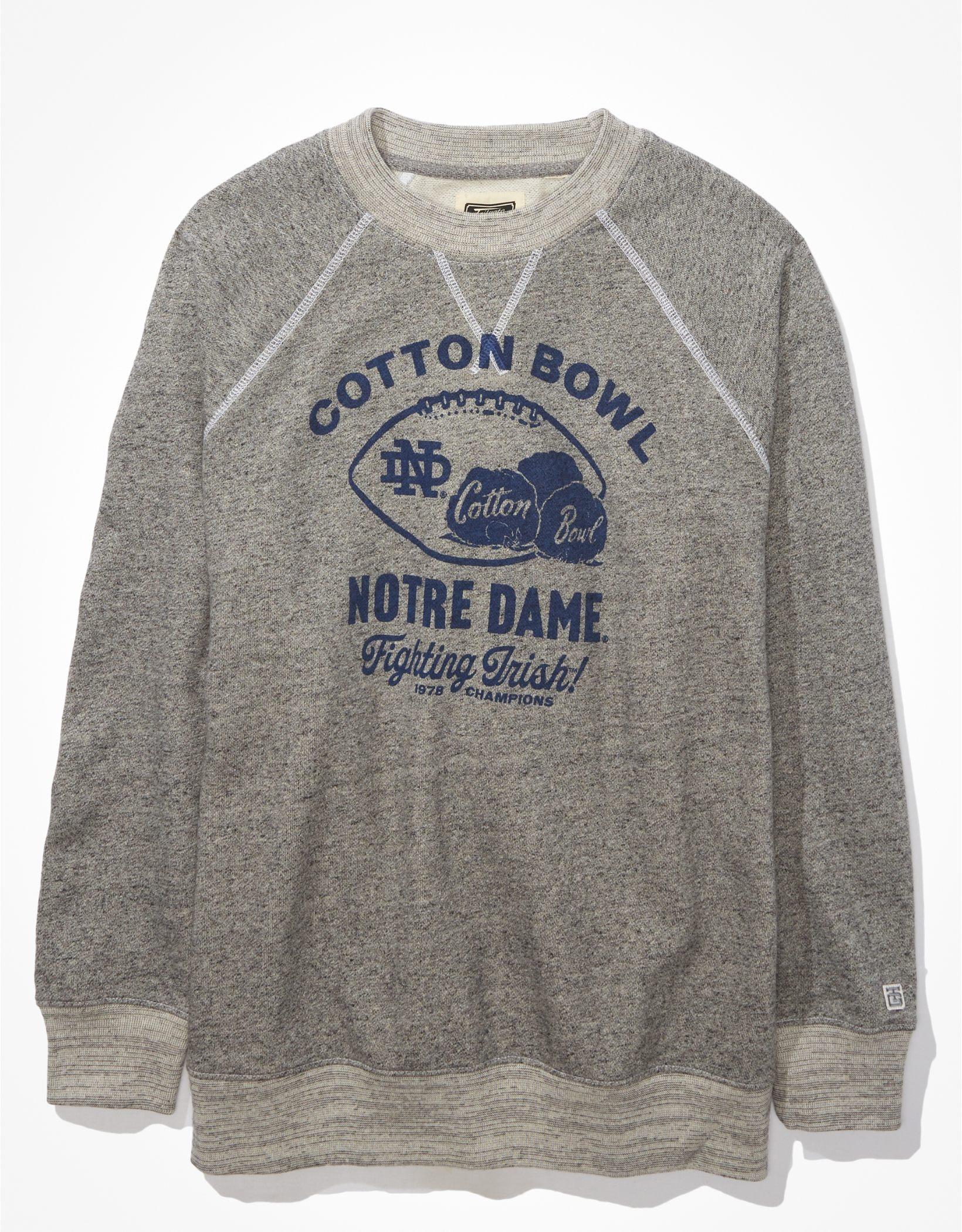 Tailgate Women's Notre Dame Oversized Fleece Sweatshirt