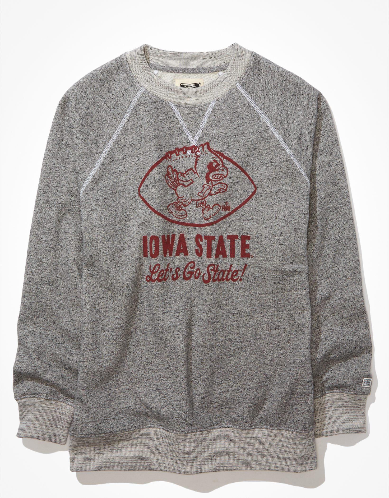 Tailgate Women's ISU Cyclones Oversized Fleece Sweatshirt