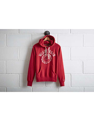 Tailgate Wisconsin Popover Hoodie -