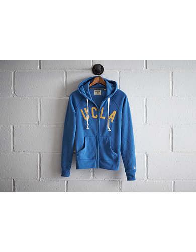 Tailgate Women's UCLA Zip Hoodie - Free Returns