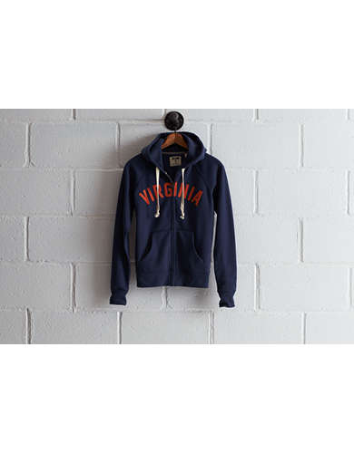 Tailgate Women's Virginia Zip Hood - Free Returns