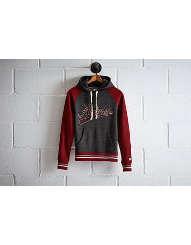 Tailgate Women's Alabama Popover Hoodie - Free Returns