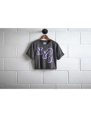 Tailgate New York Cropped Sweatshirt -