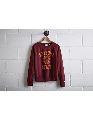Tailgate Women's Arizona State Crew Sweatshirt - Free Returns