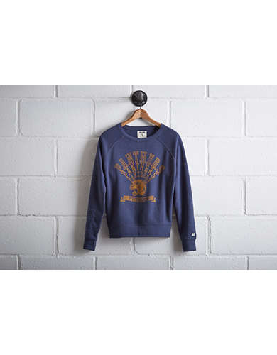 Tailgate Women's Pittsburgh Panthers Crew Sweatshirt -