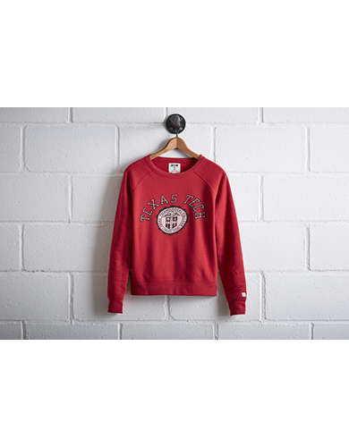 Tailgate Women's Texas Tech Crew Sweatshirt -