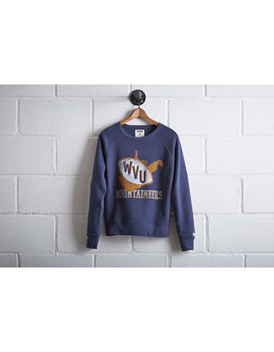 Tailgate Women's West Virginia Crew Sweatshirt -