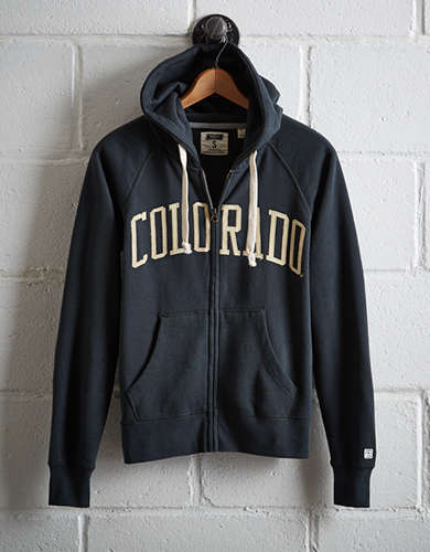 Tailgate Women's Colorado Full-Zip Hoodie - Free Returns