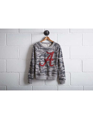 Tailgate Women's Alabama Camo Sweatshirt - Free returns